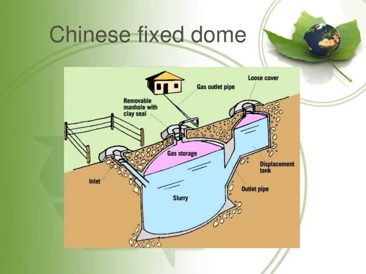 Chinese fixed dome