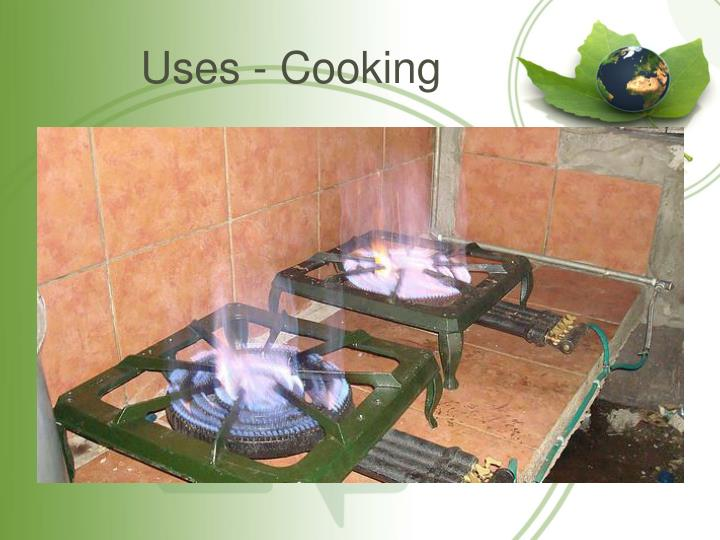 Uses - Cooking