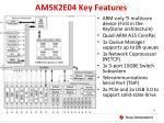 am5k2e04 key features