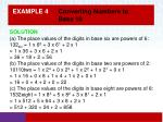 example 4 converting numbers to base 101