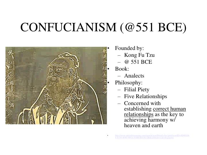 a description of confucianism the philosophical system founded on the teaching of confucius The principles of confucianism are founded on humaneness it is a philosophical and religious system which is based on the confucius has long sought to.