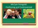 mccain feingold confusing and controversial