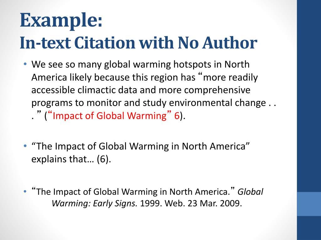 mla in text citation no author website  u2022 blackbackpub com