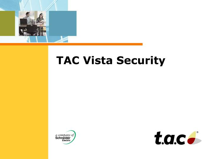 tac vista security n.