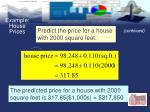 example house prices1