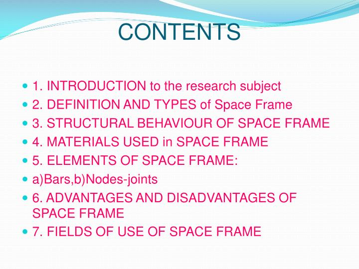 PPT - ARCH 443 SPACE FRAME SYSTEM PowerPoint Presentation - ID:5771266