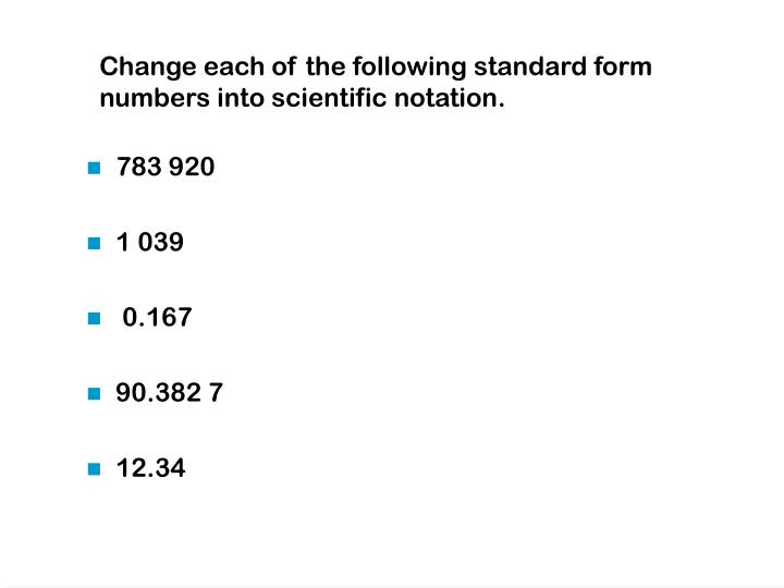 Ppt Scientific Notation Powerpoint Presentation Id5771705