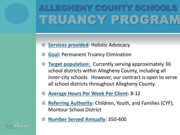 Allegheny County Schools