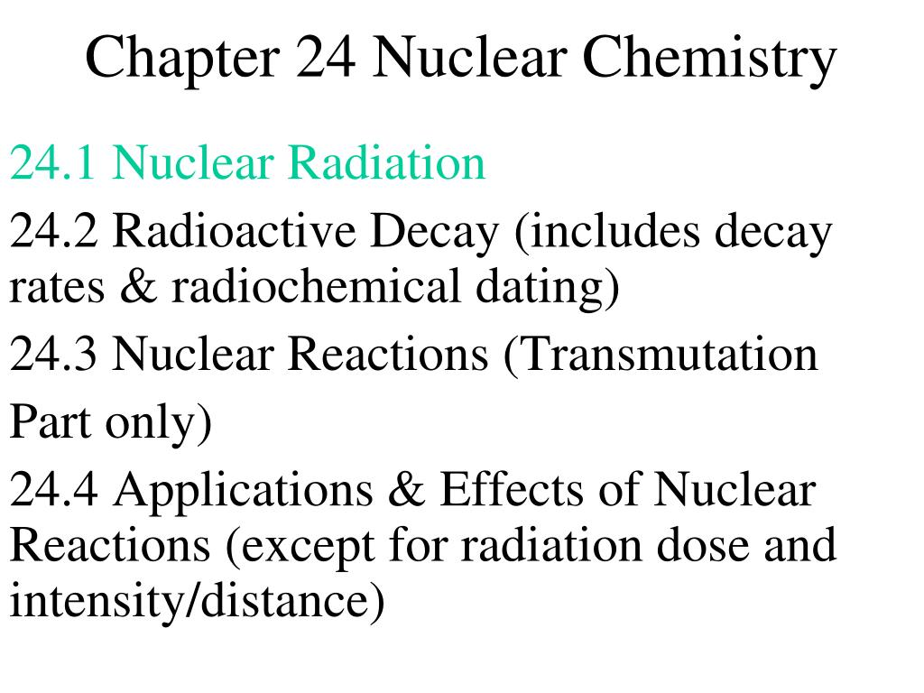 what is radioactive dating used for and how does it work