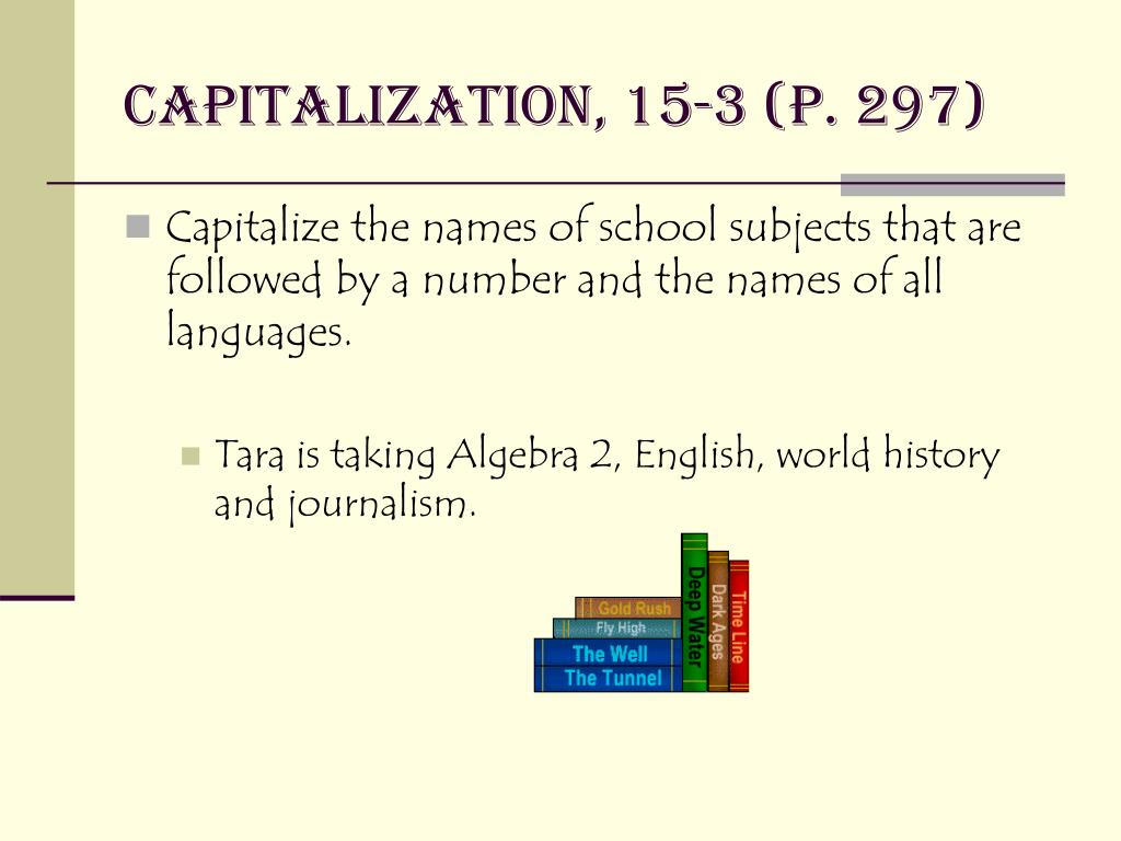 Ppt Capitalization Powerpoint Presentation Free Download Id 5773193