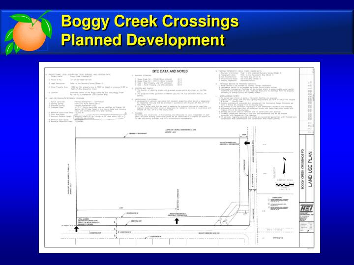 Boggy Creek Crossings