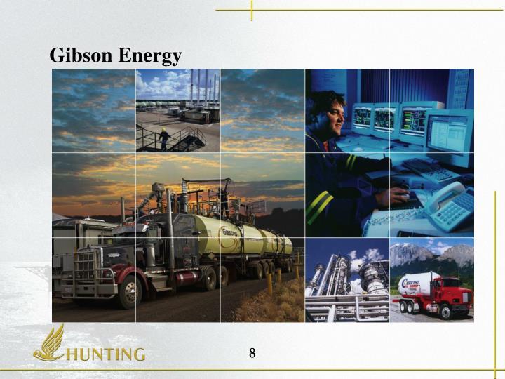 Gibson Energy