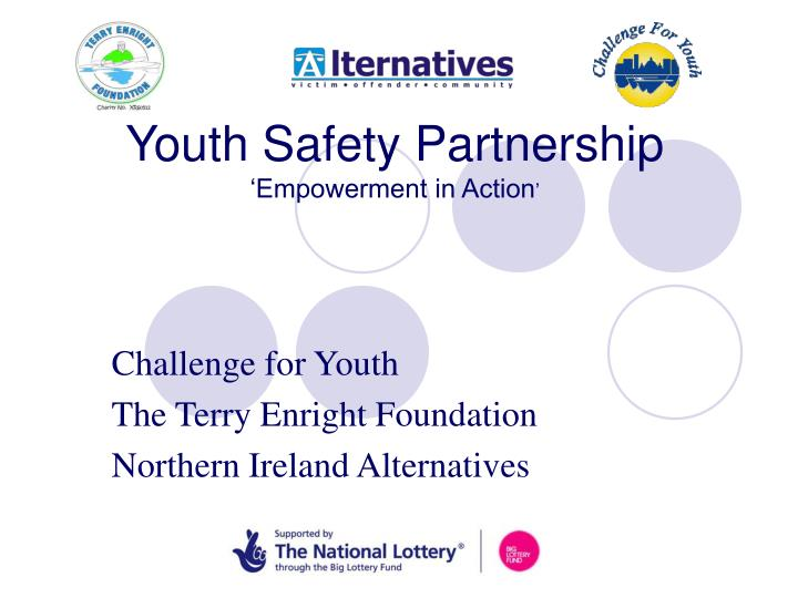youth safety partnership empowerment in action n.
