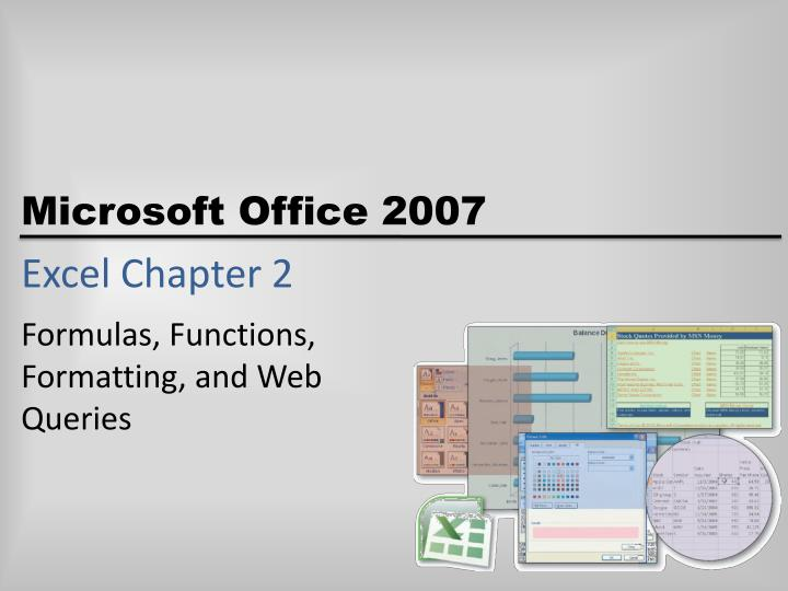 excel chapter 2 n.