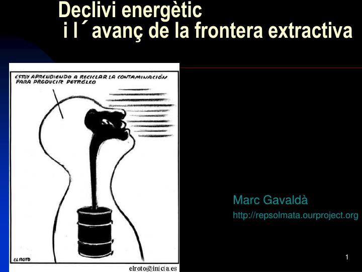 marc gavald http repsolmata ourproject org n.