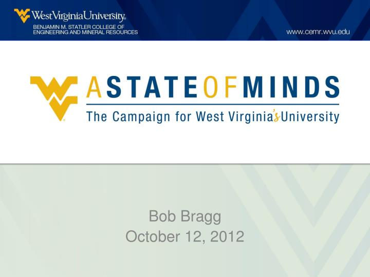 a state of minds the campaign for west virginia s university n.
