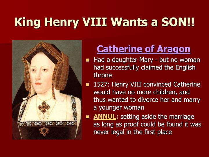 King Henry VIII Wants a SON!!