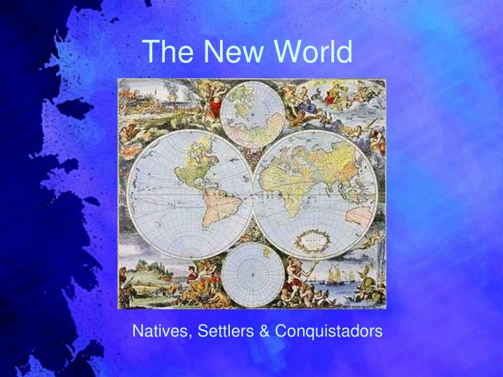 the new world n.
