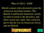 war of 1812 200
