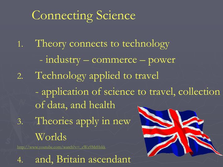connecting science n.