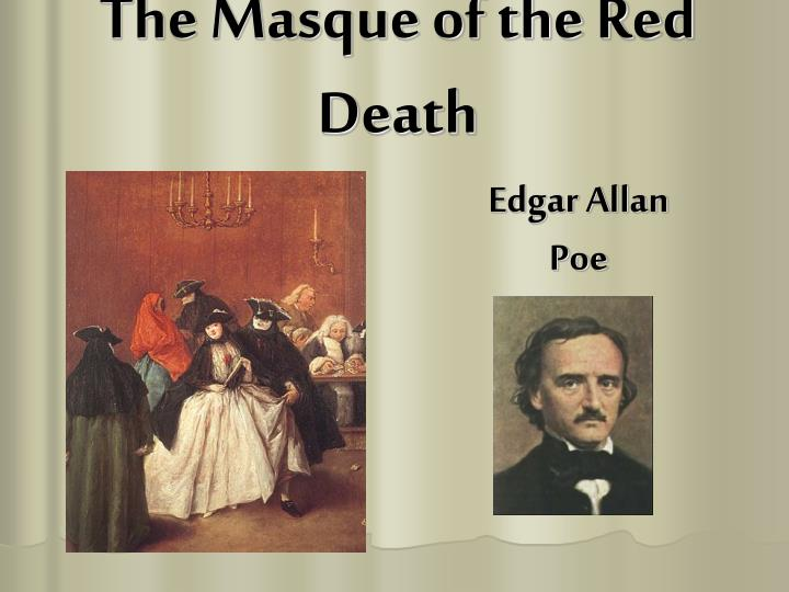 the masque of the red death n.