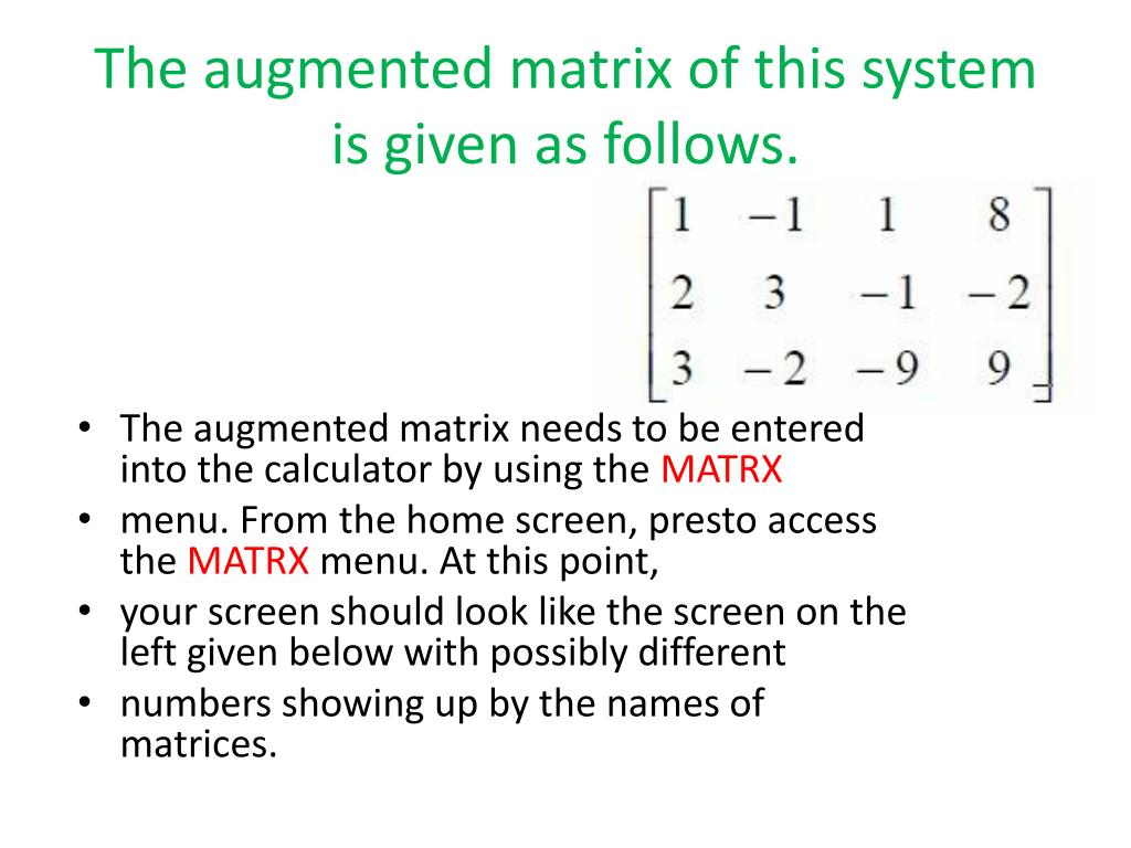 PPT - Systems of 3 variable Equations PowerPoint Presentation, free download - ID:5778551