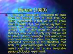 hyman 1989