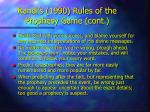randi s 1990 rules of the prophesy game cont