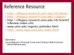 reference resource