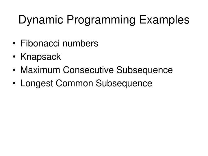 Ppt Dynamic Programming Powerpoint Presentation Id5779376