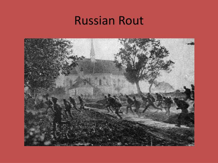 Russian Rout