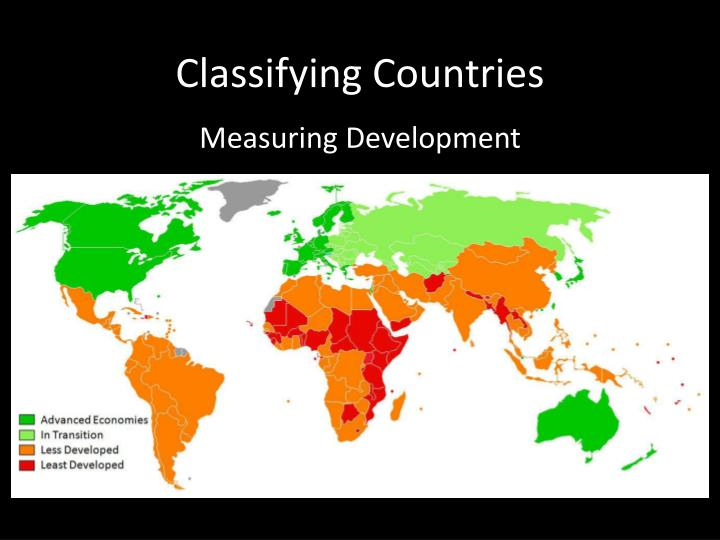 classifying countries n.