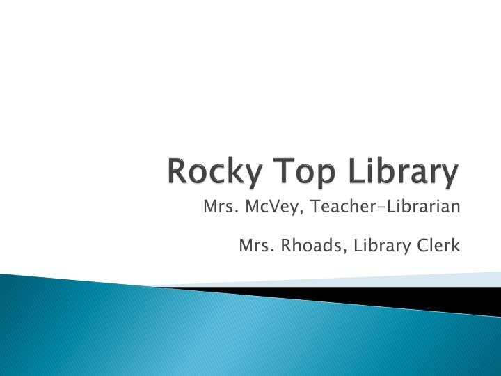 rocky top library n.