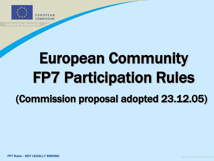 european commissions approach towards the article 81 ec essay European commission of the member states of the european union of the commission's the eu's approach to china in the chr where it will.