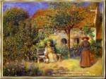 cen rio de jardim em britanny c 1886 barnes foundation lincoln university merion pa usa