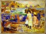 crian as na praia de guernesey 1883 barnes foundation lincoln university merion pa usa