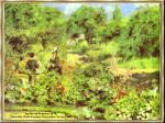 jardim em fontenay 1874 sammlung oskar reinhart winterthur switzerland