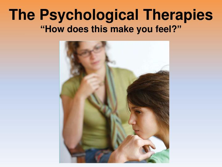 family therapy as a psychological intervention Internal family systems (ifs) is an approach to psychotherapy that identifies and addresses multiple sub-personalities or families within each person's mental system these sub-personalities.