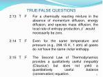 true false questions10