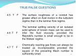 true false questions17