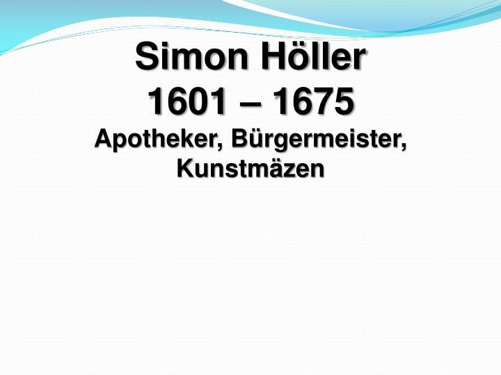 Simon Höller