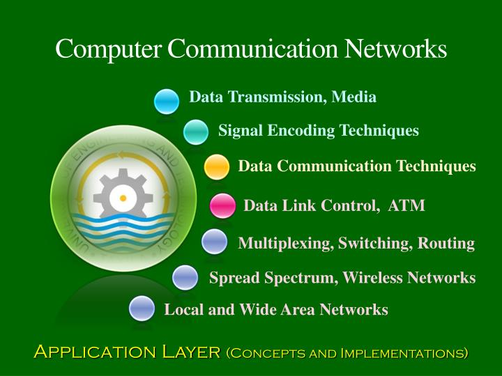 computer communication networks n.
