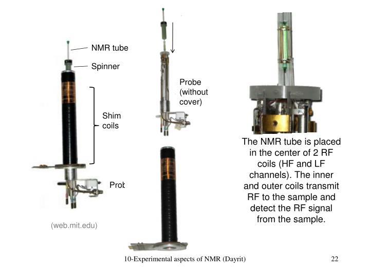 ppt - 10  u2013 experimental aspects of nmr powerpoint presentation