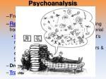 psychoanalysis methods