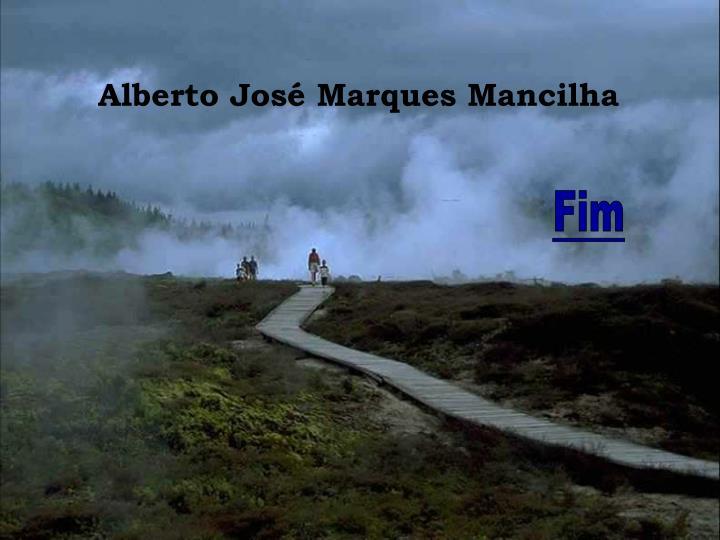 Alberto José Marques Mancilha