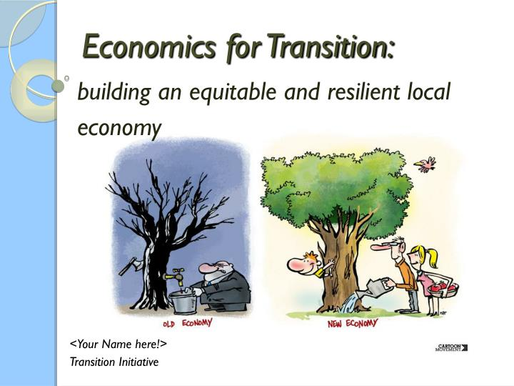 building an equitable and resilient local economy n.