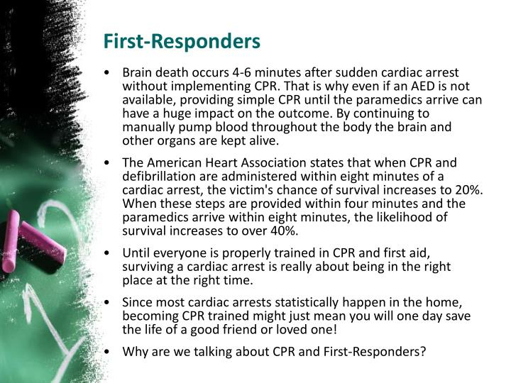 First-Responders
