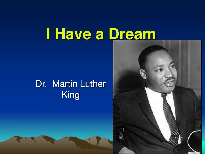 martin luther king's declaration of independence Best answer: analysis of martin luther king's i have a dream speech more than 40 years ago, in august 1963, martin luther king electrified america with his momentous 'i have a dream' speech, dramatically delivered from the steps of the lincoln memorial.