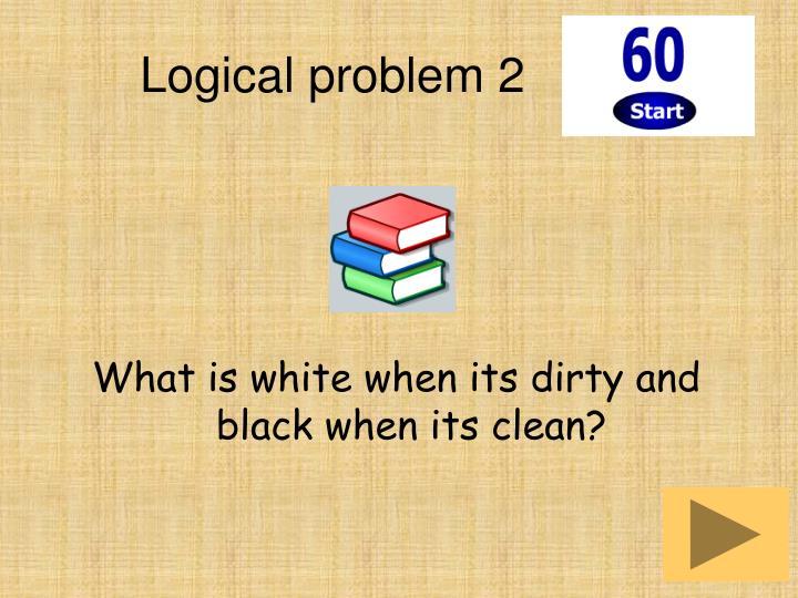 Logical problem 2