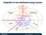 integration of new distributed energy sources